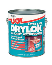 formulated for waterproofing all interior exterior above or below